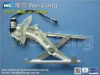 Cens.com Toyota Camry front power window regulator 97 98 99 00 01 WEI LIANG POWER WINDOW ENTERPRISE CO., LTD.