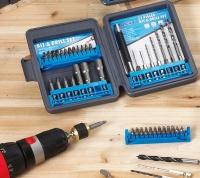 27 PCS Bit & Drill Set