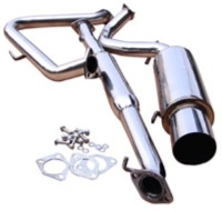 Stainless Steel Cat Backs
