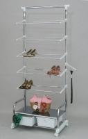 K/D Multipurpose Shoe Rack
