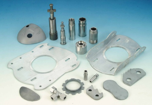 Titanium-Alloy Item & Chain Parts