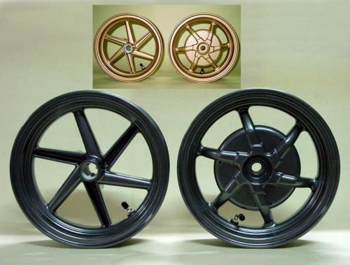 Magnesium Alloy Wheel Rims