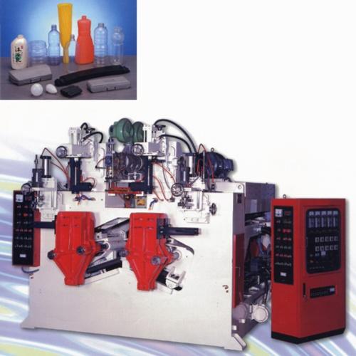 自动吹瓶机 (单模头和双站,双模头和双站)