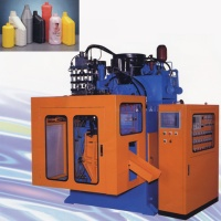 Cens.com Visible Stripe (Window) Automatic Blow Molding Machine/ Single Head, Two Layer FU TEN DUO INDUSTRIAL CORP.