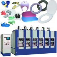 Cens.com Automatic Foam EVA Injection Moulding Machine FU TEN DUO INDUSTRIAL CORP.