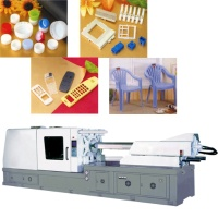 Two-Platen Injection Molding Machine