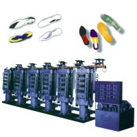 Cens.com EVA Moulded Wedge (Phylon) Hyd. Cooling & Hot Presses, Column Stype FU TEN DUO INDUSTRIAL CORP.