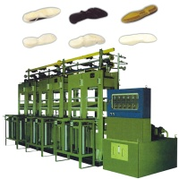 Cens.com EVA Moulded wedge (Phylon) Hyd. Cooling & Hot Presses, Steel Plate Stype FU TEN DUO INDUSTRIAL CORP.