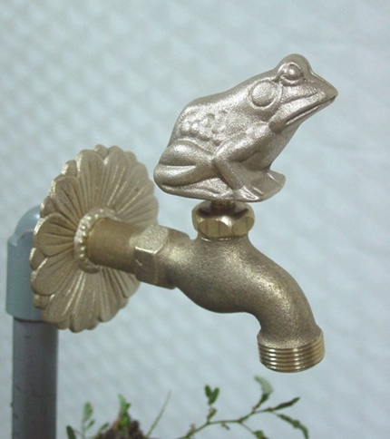 Frog Faucet