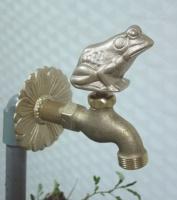 青蛙水龍頭