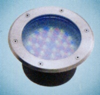 Stainless Steel LED Groundburied Lights