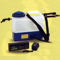 Rechargeable Sprayers