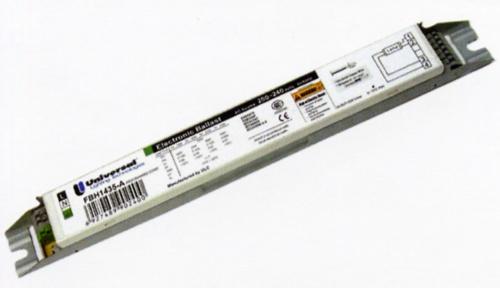 Electronic Fluorescent Ballasts