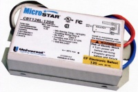 Electronic compact fluorescent ballasts