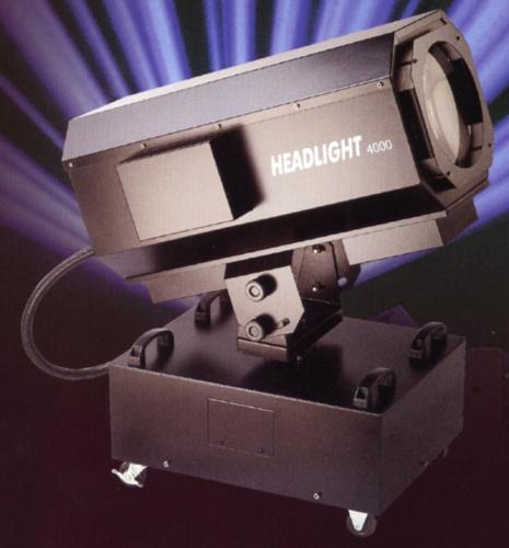 Headlight 4000