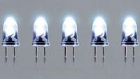 Super Bright LED up to 20000 mcd