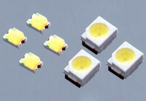 贴片形LED系列
