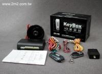 Car Security Incluidng Car Key With Remote