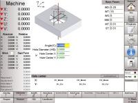 工具机人机介面 (线割或放电)
