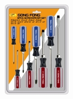 8 PCS ACETATE SCREWDRIVER SET