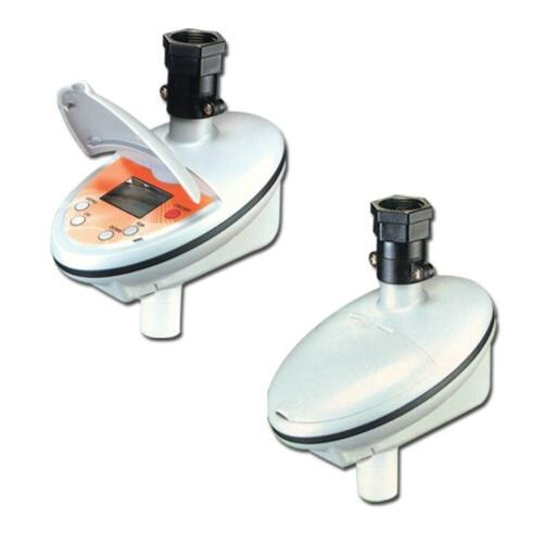 园艺洒水时间控制器与湿度感应器2合1