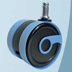 PU Caster With Protector