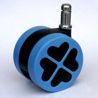 Softer PU Casters