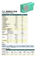 CNC電腦數控分割盤