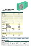 CNC電腦控分割盤
