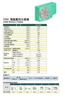 CNC电脑数控分割盘
