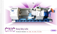 Cens.com CNC Heavy Duty Lathe PONGSIN PRECISION MACHINERY CO., LTD.