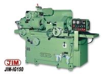 油压自动定寸内径研磨机