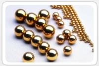 Brass and Bronze Ball