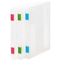 A4攜帶型文件盒