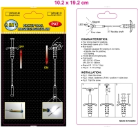 3 IN 1 PICK UP TOOL (MAGNET/LIGHT/CLAW)