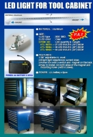 LED LIGHT FOR TOOL CABINET