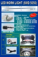 LED WORK LIGHT (SMD 5050)