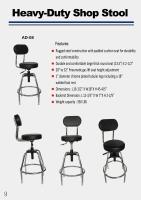 高脚椅-吧台椅