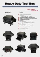 CENS.com Heavy-Duty Tool Box Creeper Seat