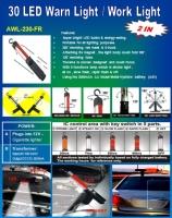 30-LED Work Light/Warning Light