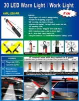 30-LED Work Light/Warning Light