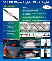 Cens.com 60-LED Work Light/Warning Light 群亦有限公司