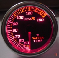 Cens.com Water Temp Gauge RUIAN DONG`OU AUTOMOBILE METER FACTORY