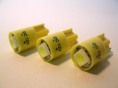 T10位矩 LED燈泡