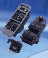 Power Window Master Switch