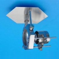 LJQ Ceiling Mounted Spot Light with Six-angle Lamp Base and Single Lamp Holder