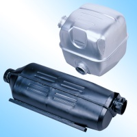 Muffler And Tailpipe For European Cars/ Muffler And Tailpipe