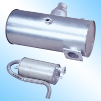 Mufflers And Tailpipes For All Sorts Of Muffler For Heavy Engine/ Mufflers/ Tailpipes