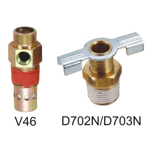 Air Compressor Component-Check Valve / Drain Valve