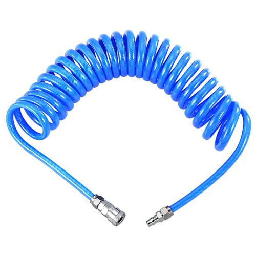 Air Hose-recoil PU braided Air Hose
